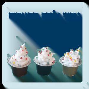 גביעי גלידה קפסולות